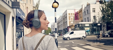 Imagen de Auriculares con noise cancelling h.ear on 2 Wireless WH-H900N