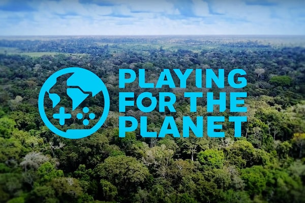 Imagen de Playing for the Planet