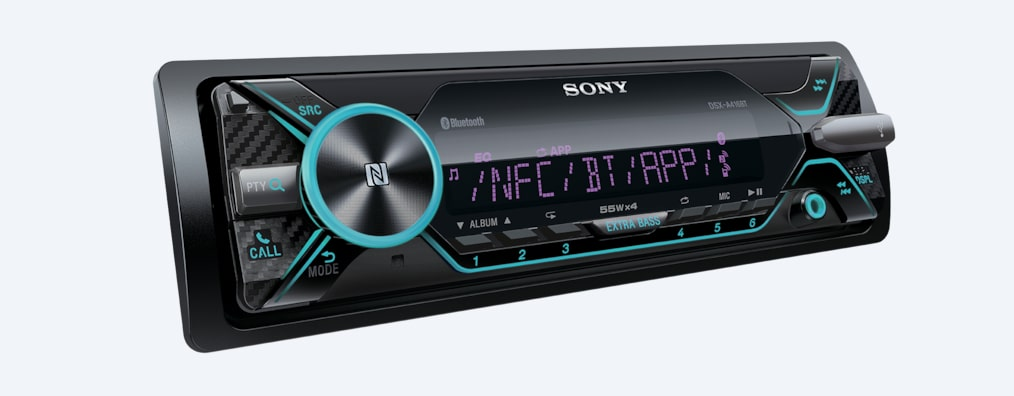 Imágenes de Radio con BLUETOOTH® y display multicolor
