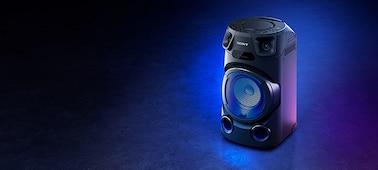 Luz del parlante